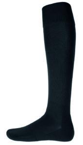 Chaussettes Unies Noir
