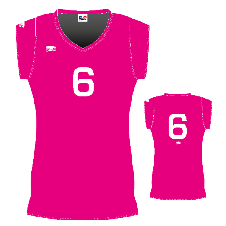 Coupes-Maillots-Femmes-Volley-Manches