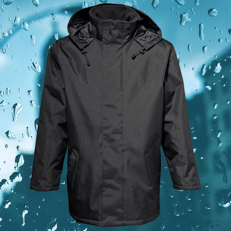 Pluie froid-Parka-TS013